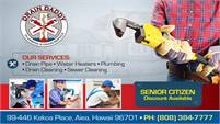 Drain Daddy Plumbing & Drain Service