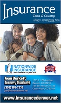 Insurance Town & Country - Joan Burkett