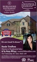Berkshire Hathaway HomeServices by Caliber Realty - Susie Trafton