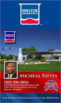 Shelter Insurance Company - Micheal Rieves