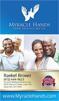 Myracle Hands Home Health Care LLC