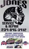Jones Service Repair
