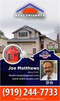 Real Triangle Properties - Joe Matthews
