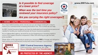 2001 Central Insurance Agency