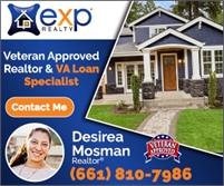 eXp Realty LLC - Desirea Renee Mosman
