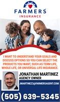 Farmers Insurance - Jonathan Martinez Agency