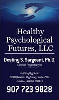 Healthy Psychological Futures, LLC - Destiny Sargeant, Ph.D