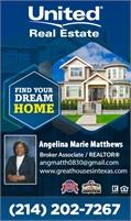 United Real Estate - Angelina Marie Matthews