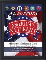 Missouri Marijuana Card