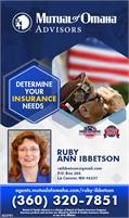 Mutual of Omaha Advisors - Ruby Ann Ibbetson
