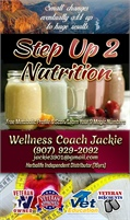 Step Up 2 Nutrition